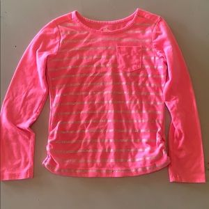 Long sleeved tee, Size 4